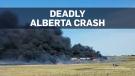 Alberta crash