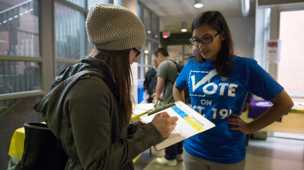 Groups ready large get-out-the-vote campaign to keep youth turnout high