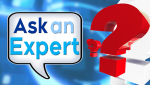 Ask An Expert button