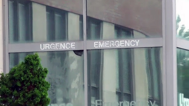 Emergency room waiting times are up, according to the Montreal Economic Institute