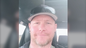 Mark Biglin, 38, died on the job on an oilfield near Stoughton.