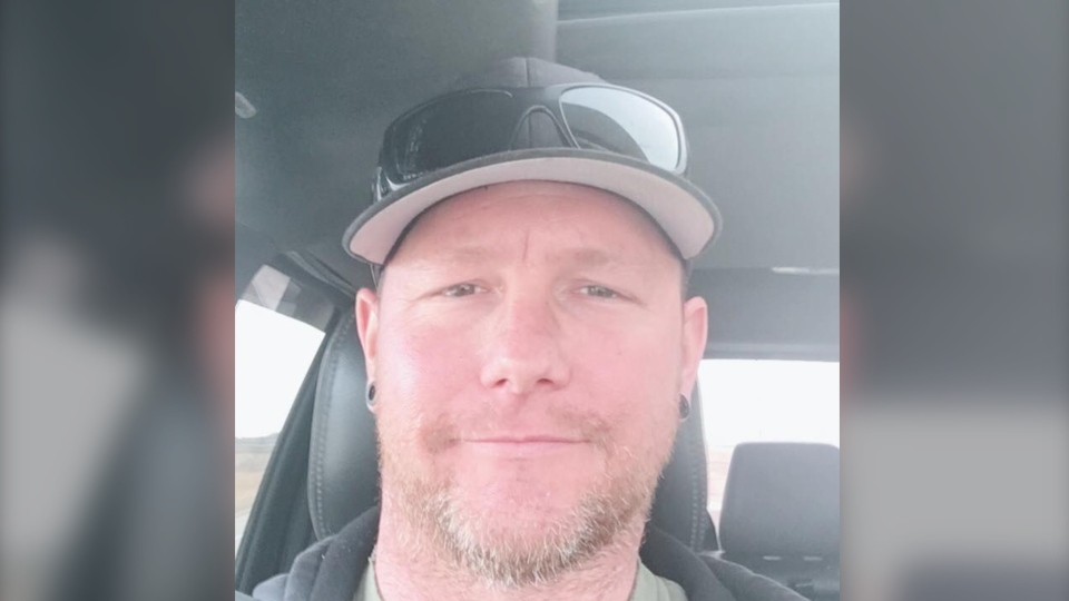 Mark Biglin, 38, died on the job on an oilfield near Stoughton.