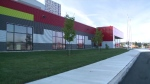 Greater Saint John fieldhouse nears completion