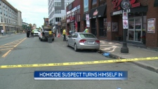Canada Day murder suspect arrested