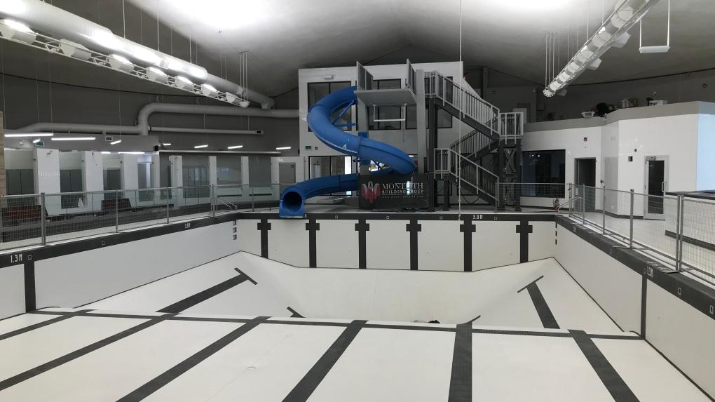 Jasper Place Leisure Centre, August 2019