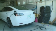 Sask. resisting electric vehicles