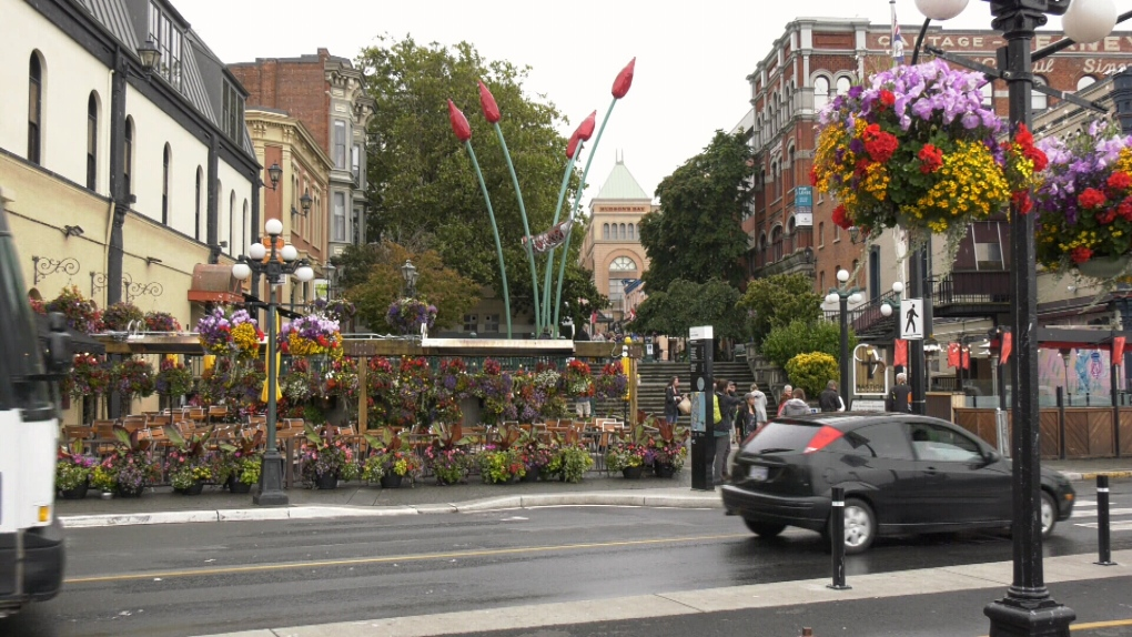 Victoria too short on downtown parks, says residents association