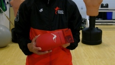 Karate phenom going to Ecuador