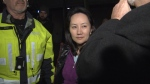 Documents raise questions about Huawei arrest