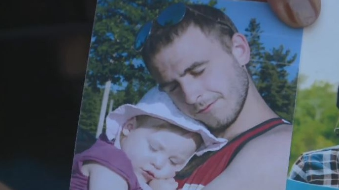 Johnney Leavitt was walking on Route 172 in the l'Etang area of Charlotte County when he was struck by a vehicle at 4 a.m. on Aug. 19, 2016.