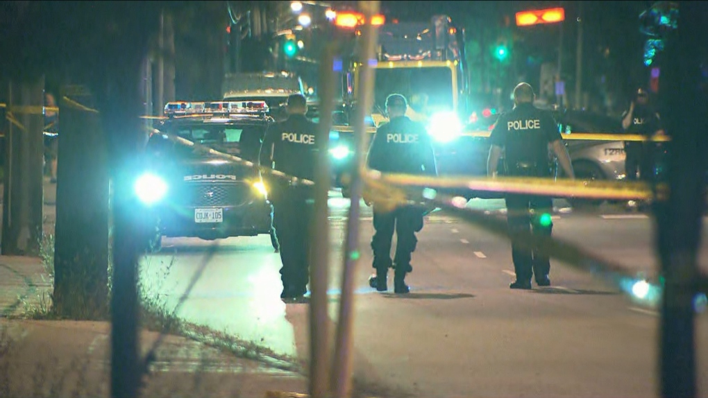 Man dies after drive-by shooting in North York