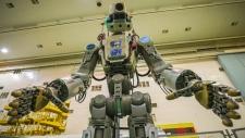 Fedor robot