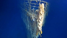 New exploration to the Titanic shipwreck