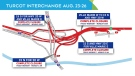 Turcot interchange closures Aug. 23