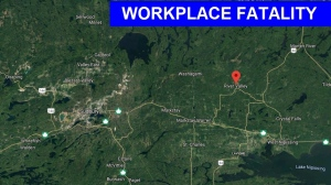 Workplace fatality in River Valley