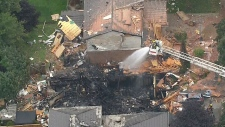 Sprucedale explosion a year later