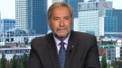 Mulcair: Pompeo visit doesn't help Trudeau