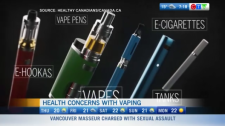 Vaping causes health damage to youth
