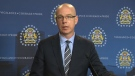 Staff Sergeant Graeme Smiley of the Calgary Police Service
