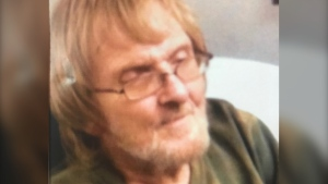 Walter 'Wally' Rogers is shown in a photo provided by homicide investigators.