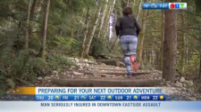 What to pack on an outdoor adventure