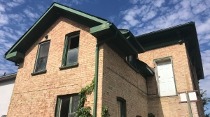 Federal government announces plans to support transitional housing project (Dan Lauckner / CTV Kitchener)