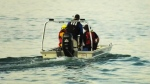 Crews combing Sylvan Lake for man presumed drowned