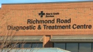 Patients of Richmond Road Diagnostic & Treatment Centre are being notified of a potential privacy breach involving the hacking of a doctor's email account