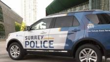 Surrey municipal police force gets green light