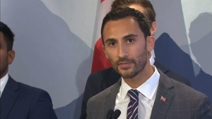 Education Minister Stephen Lecce August 22, 2019.