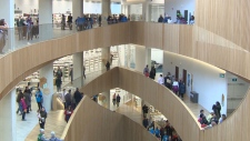calgary, central library, time magazine, list, gre