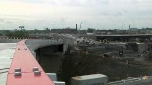 CTV Montreal: Worst is over at Turcot