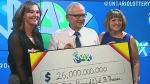 St. Thomas couple wins $26M lotto jackpot
