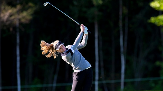 Brooke Henderson of Smith's Falls,