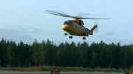 Defence minister announces new helicopters in B.C.