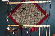 Stolen bows Lykopis Archery