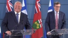 john tory,. doug ford