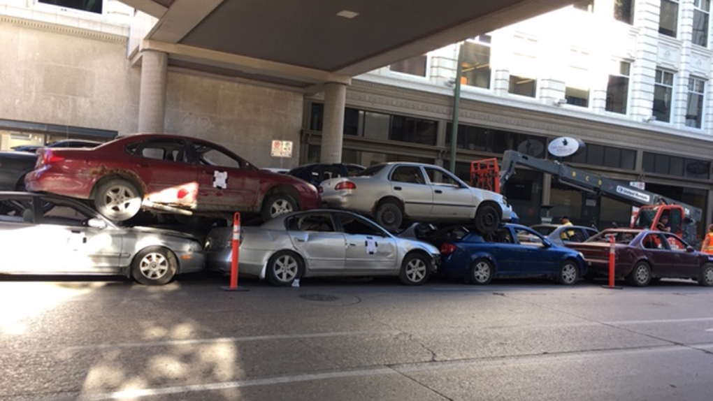 Monster trucks set to roll into Winnipeg
