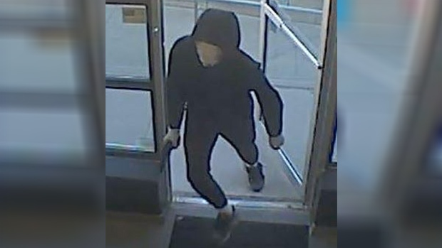 Two suspects accused of armed robbery in Barrie