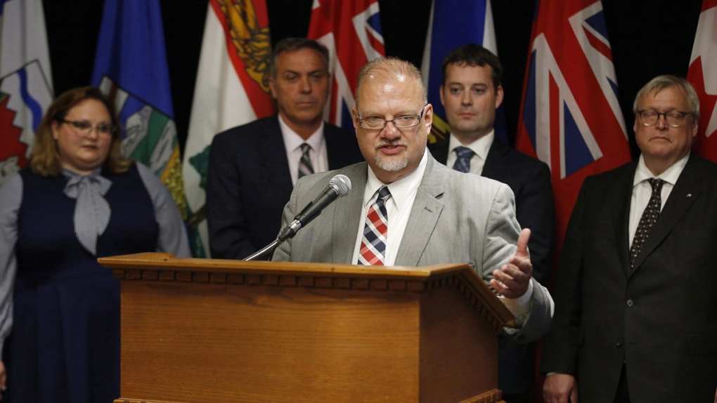 Unifor says Manitoba Tories' claim of excess spending is false