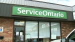 CTV Windsor: Service Ontario Chatham
