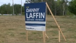 Danny Laffin sign