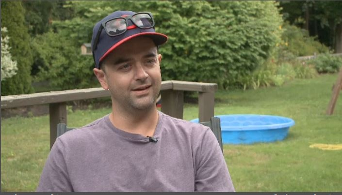 Stittsville dad refused refund by West Jet after he was recently diagnosed with cancer