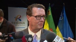 Regina's mayor shared his thoughts on how Regina would have handled a major event, like an NFL game.
