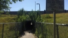 The Mount Royal Community Association wants three pedestrian tunnels closed at night.