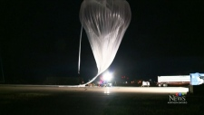 Scientists launch weather balloons in Timmins