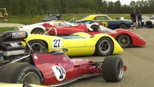 The Edmonton Speedway Park Revival runs Saturday and Sunday, offering a glimpse into the city's motorsports history.