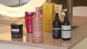 """Terms like """"paraben-free"""" and """"sulfate-free"""" are often on our bottles of shampoo, but what do they mean, and should we avoid them?"""