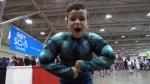 Hulk, kid