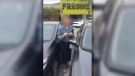 Last month, Richmond RCMP investigated a video of a racist confrontation in a mall parking lot.